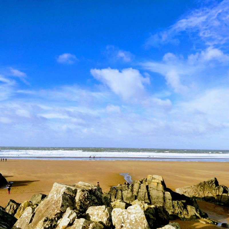 Photo of Putsborough Beach