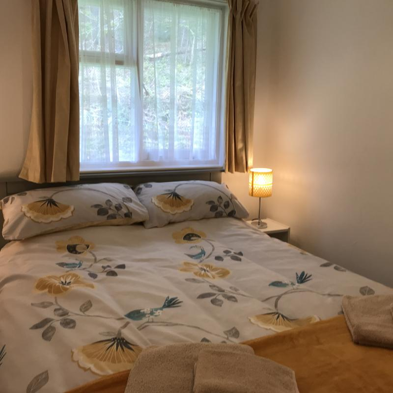 Recently refurbished bedroom 2, double bed