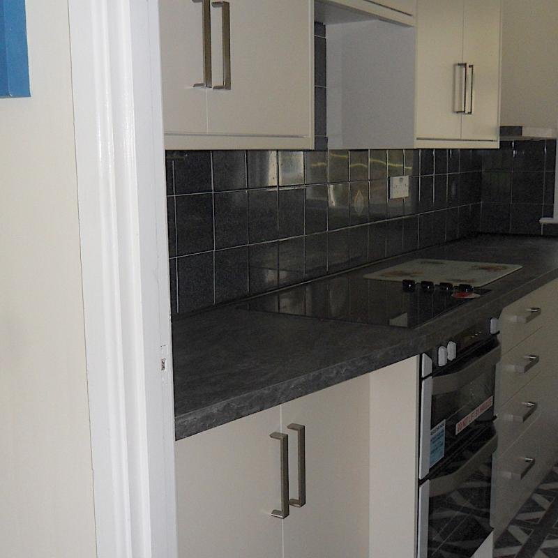 Camellia fitted kitchen