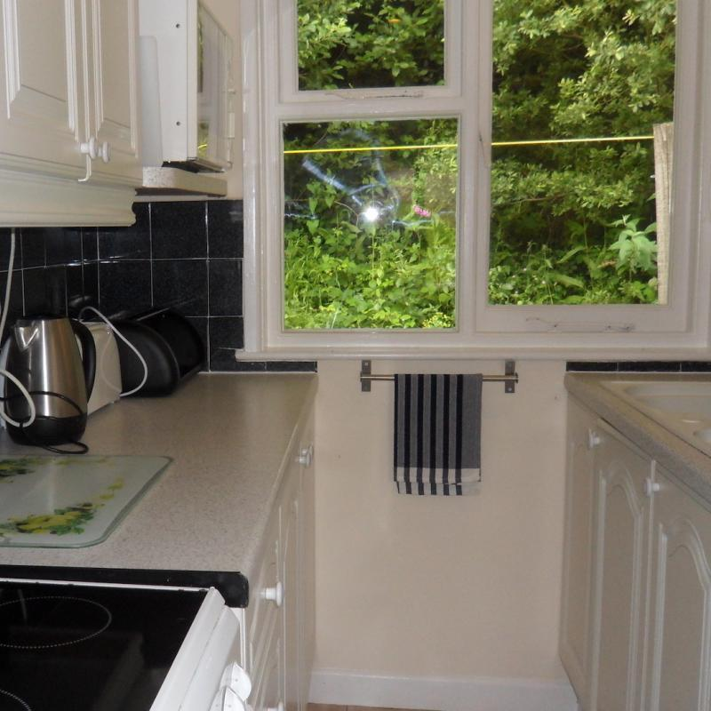 View of the Galley Kitchen , Spreacombe Gardens, Wooalcombe