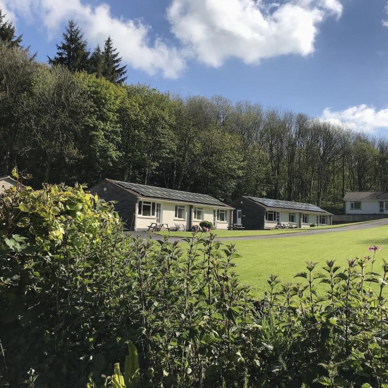 Spreacombe Gardens site, near Woolacombe