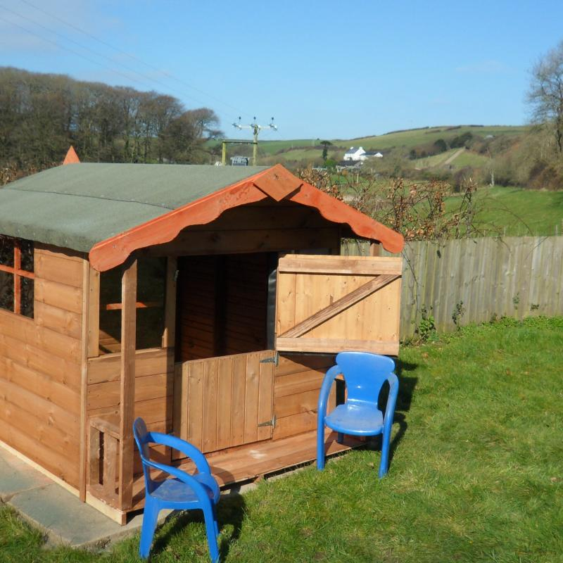 Play House, Wooded Valley