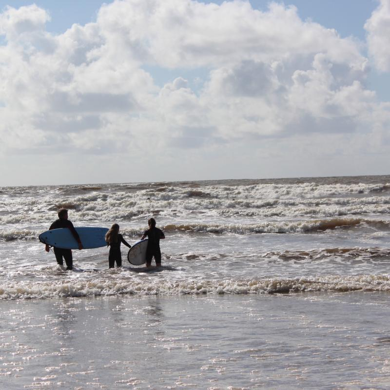 Activity Break - Family Surf, Saunton Sands